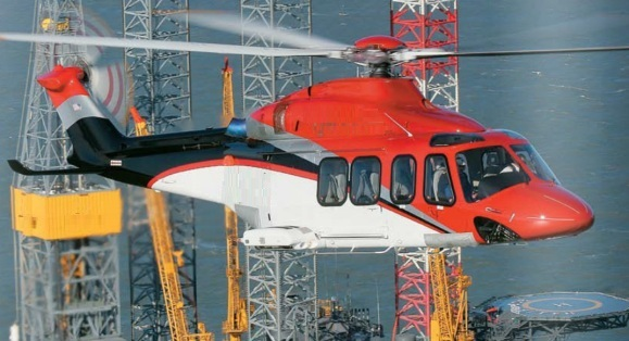 Rent Helicopters for offshore industry in Romania